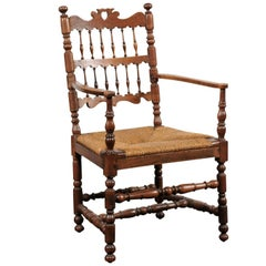 19th Century Continental Provencal Armchair