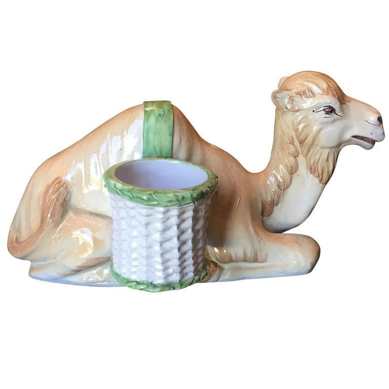 Midcentury Italian Camel 1