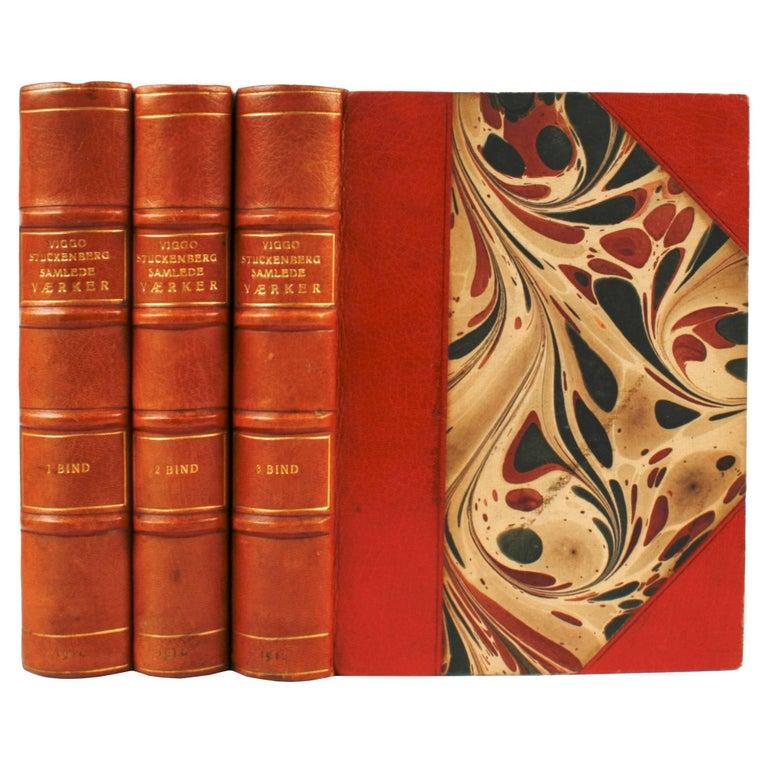 Viggo Stuckenberg The Total Works in Three Volumes