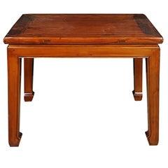 Chinese Kang Table