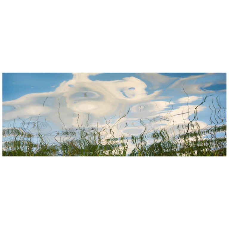 Limited Edition Color Photographic Print Titled Wind of Ages ago by Janet Cass For Sale