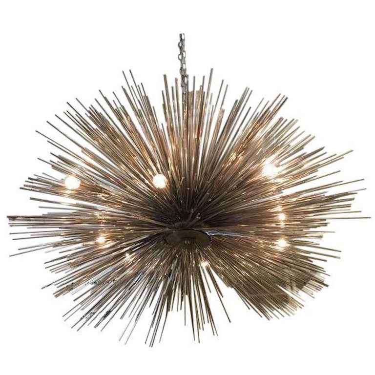Eight Light Lumi 232 Re Chandelier By Jean De Merry Design At