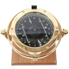 Aircaft English Compass Made in the 1930s