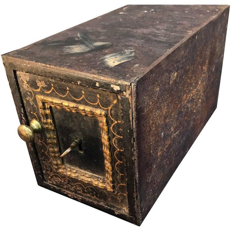 19th Century Italian Antique Safe