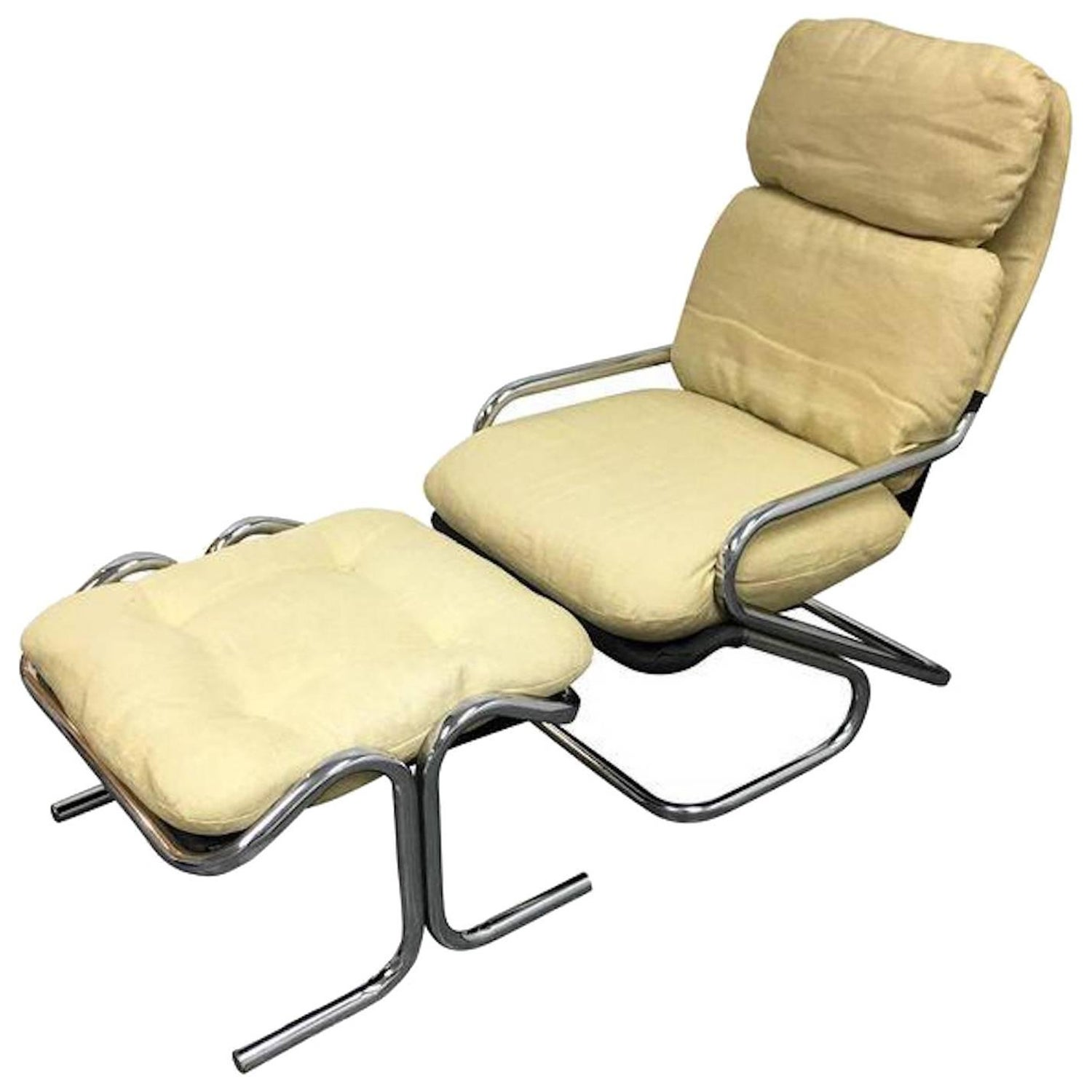 jerry johnson landes manufacturing company sling chair ottoman at