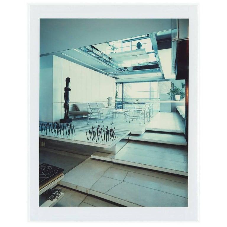 Paul Rudolph Polaroid by Francois Dischinger