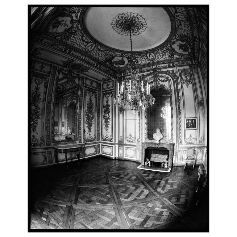 Versailles Parlor Photograph by Francois Dischinger For Sale