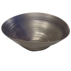 Large Birch Motif Bowl, Italy, Contemporary