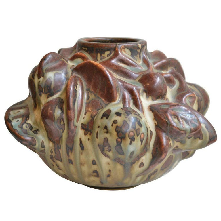 Vase by Axel Salto For Sale