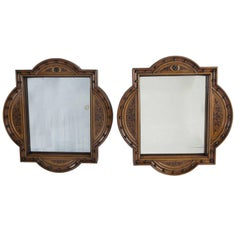 Pair of Arts & Crafts Mirrors