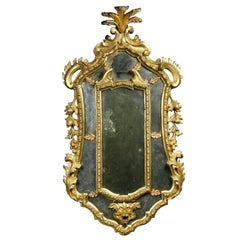 Venetian Giltwood Girondole Mirror