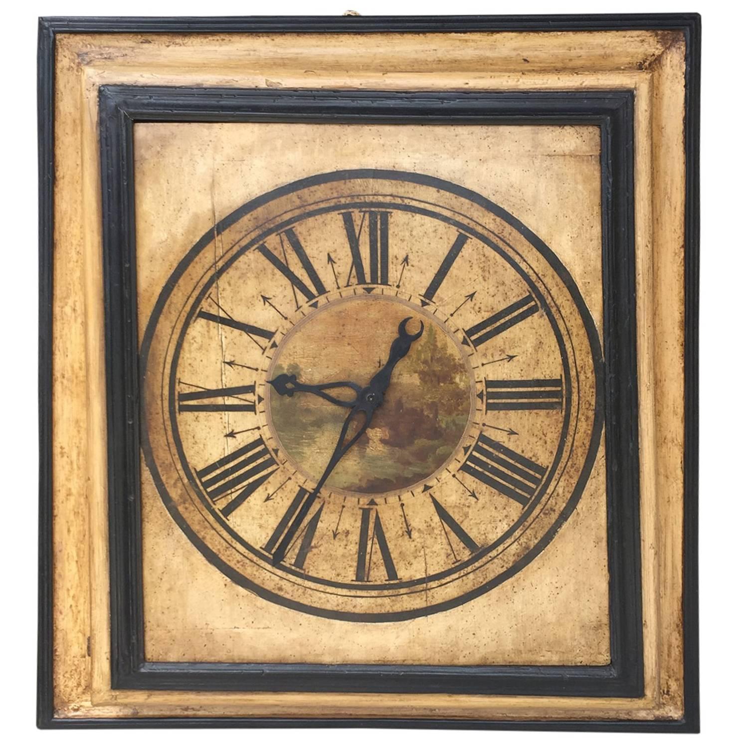 19th Century English Clock