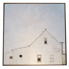 Gable End by Ron Wagner