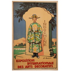 "Poster for the ""Exposition Internationale Des Arts Décoratifs"", France, 1925"