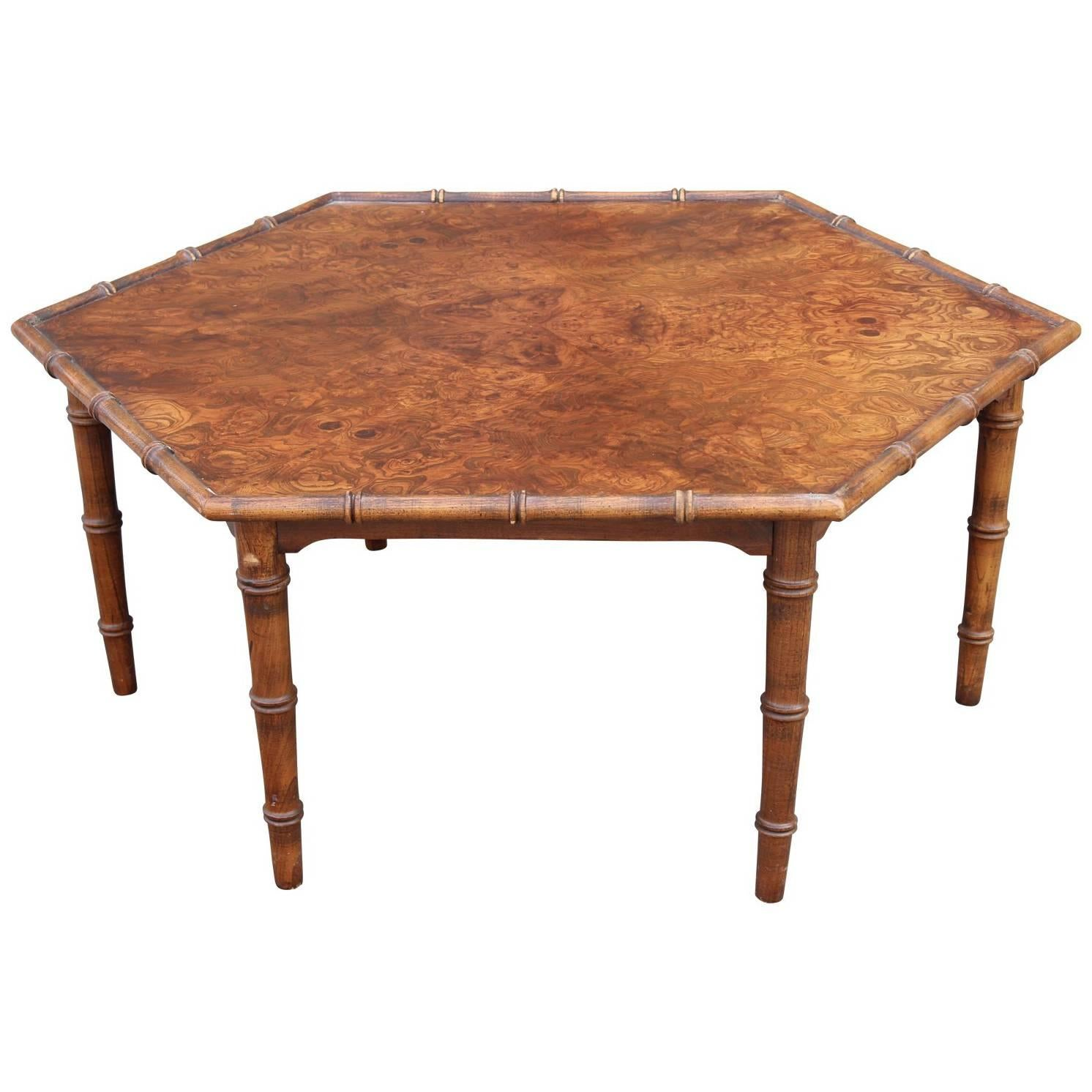 Hollywood Regency Coffee and Cocktail Tables 499 For Sale at 1stdibs
