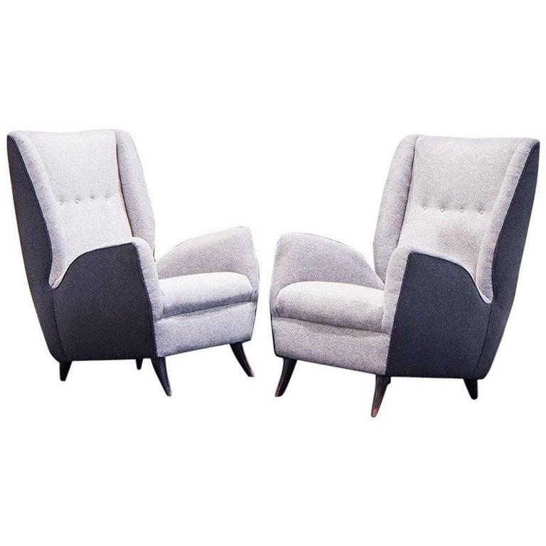 Gio Ponti Lounge Chairs