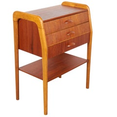 Poul Volther Teak Night Stand