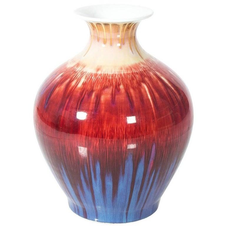 Midcentury Pottery Vase