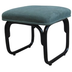 Vienna Secession Stool by Josef Frank for Thonet