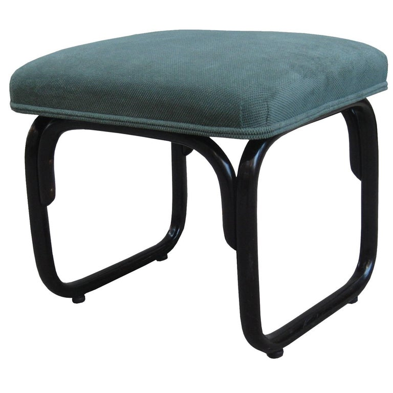Vienna Secession Stool by Josef Frank for Thonet For Sale