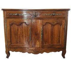 French Country Sideboard, Early 1800