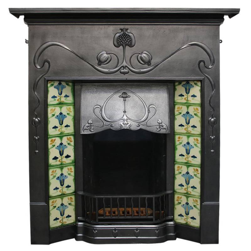 Early 1900s Fireplaces and Mantels - 66 For Sale at 1stdibs