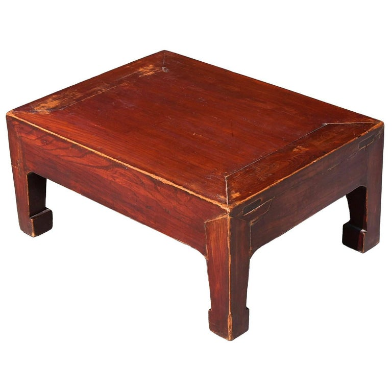 Antique Low Table For Sale