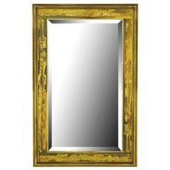 Mastercraft Bernhard Rohne Acid-Etched Frame Bevelled Mirror