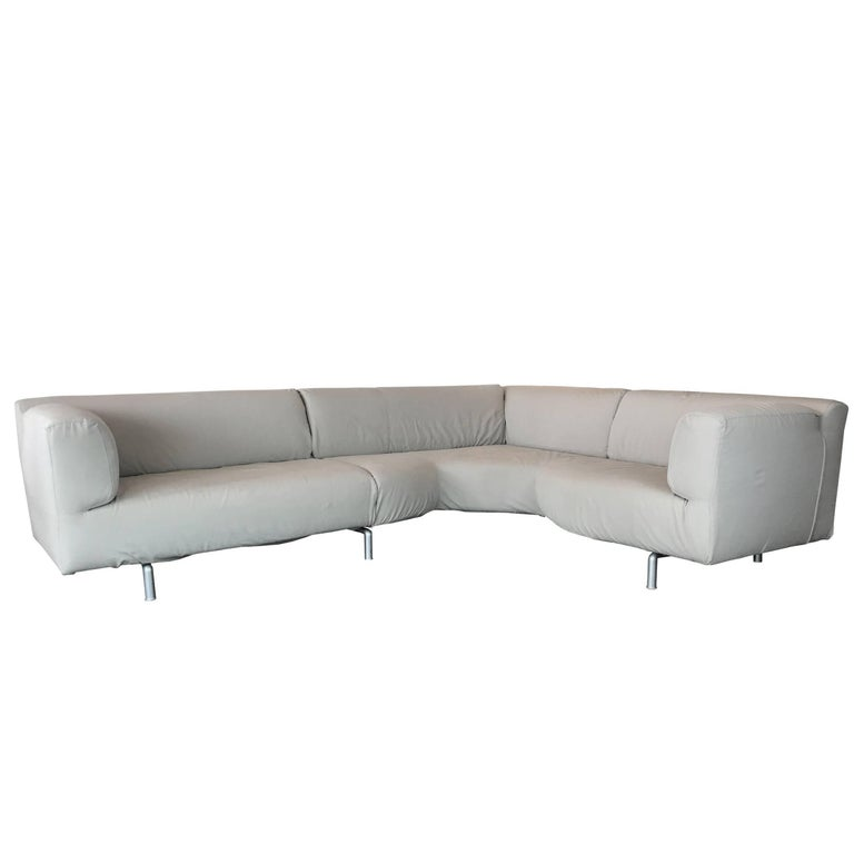 Cassina 250 Met Divano Sectional Sofa by Piero Lissoni