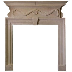 Georgian Mantel in Bathstone