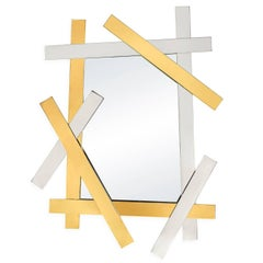 Electrum Large Mirror