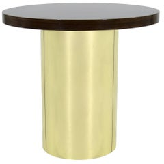 Brass Pedestal by Curtis Jere