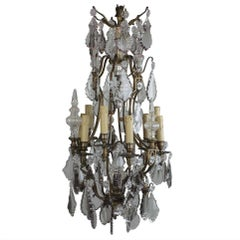 19th Century Chandelier 12-Light