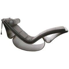 Rio Chaise By Oscar Niemeyer For Sale At 1stdibs