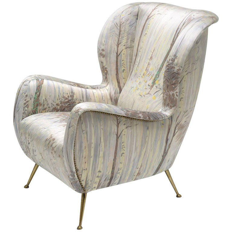 Armchair in the Style of Marco Zanuso, circa 1958