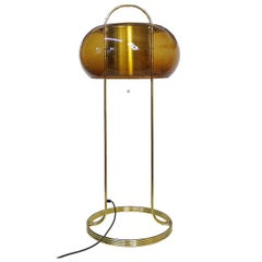 Space Age Floor Lamp Made in Germany, 1970s