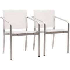 Pair of Chairs by Sir Norman Foster