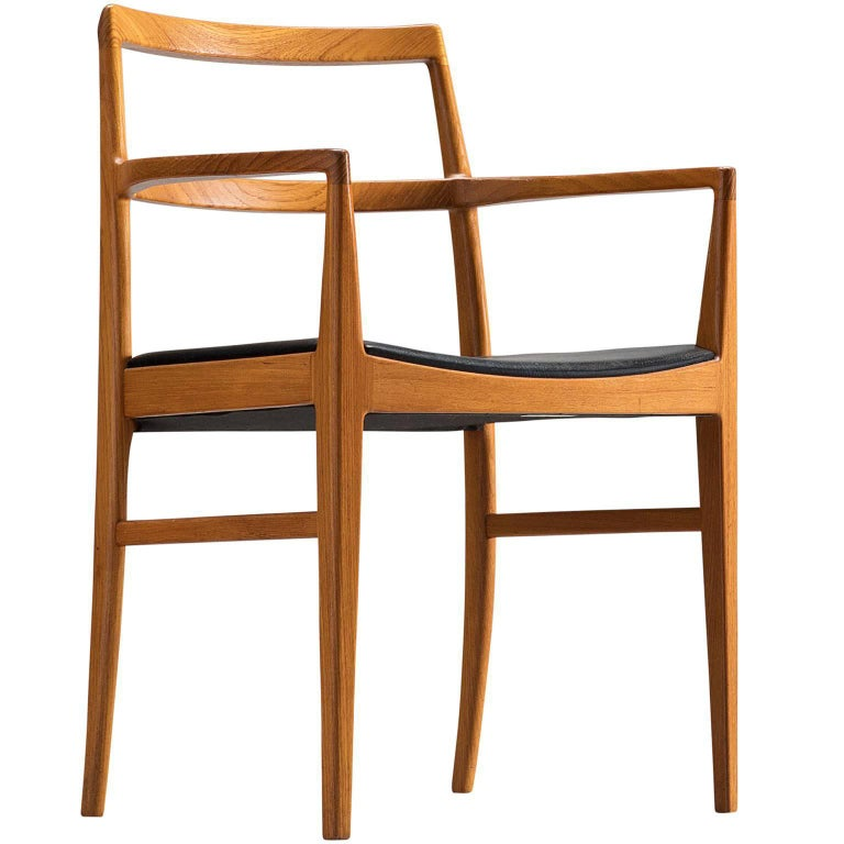 Arne Vodder Armchair for Sibast Mobler For Sale