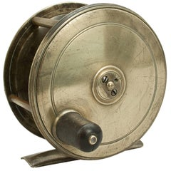 Trout Fishing Reel by Ramsbottom