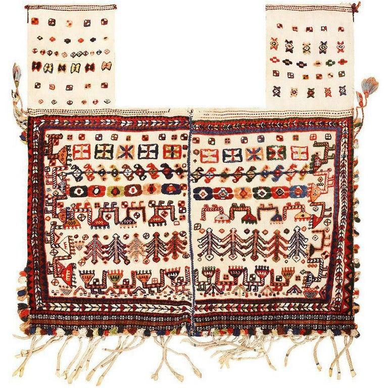 Persian Qashqai Antique Tribal Horse Cover
