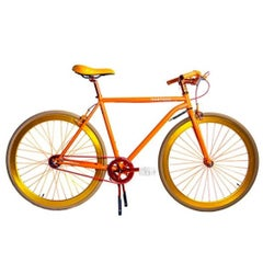 Martone Saint Germain Diamond Orange Bicycle