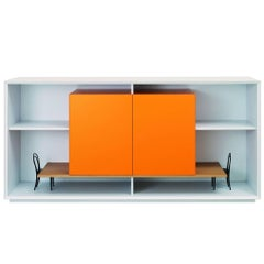 """28 Cupboard"" Cupboard with Central Shelving Unit by Ron Gilad for Adele-C"