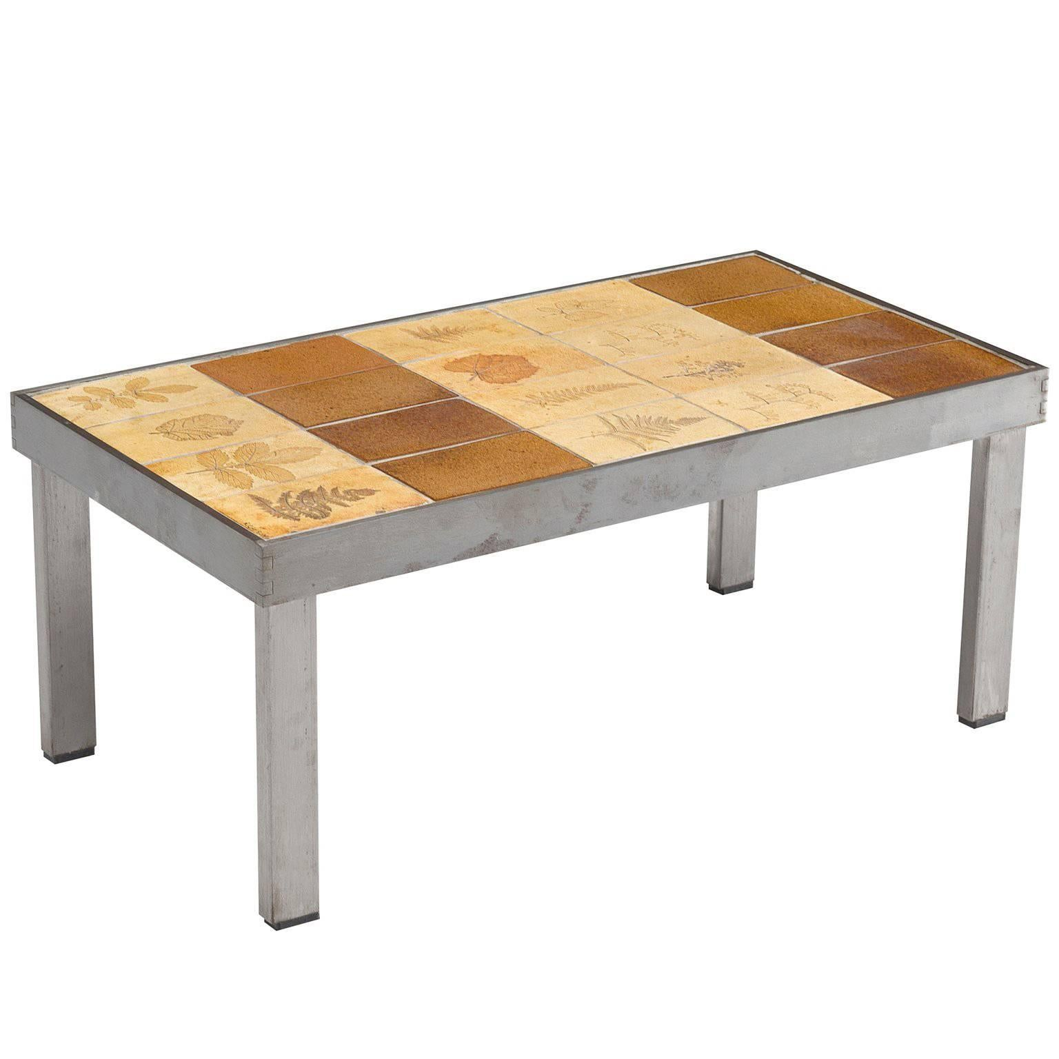 Roger Capron U0027Gariggueu0027 Ceramic Coffee Table