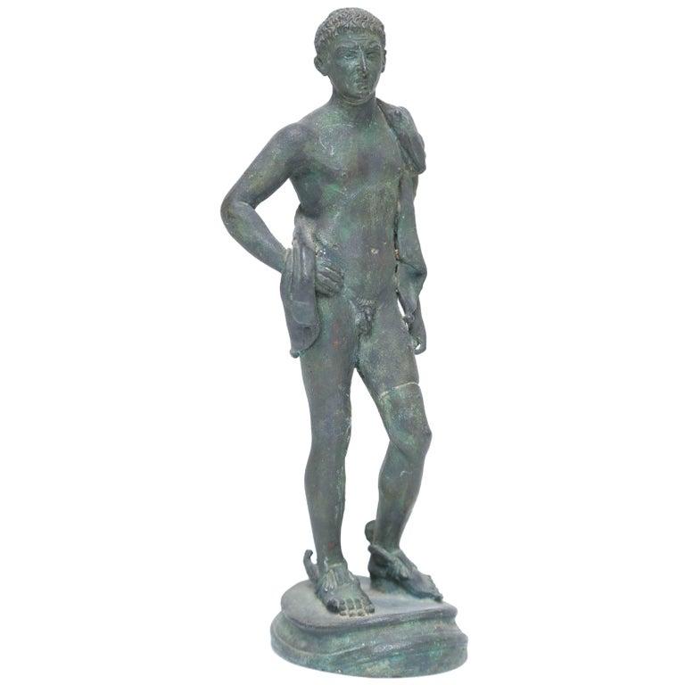 Grand Tour Bronze of Hermes, Italian Chiurazzi Foundry For Sale