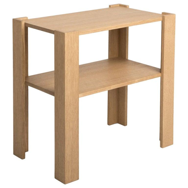 FERRER Corner Bracket Side Table, FERRER 1