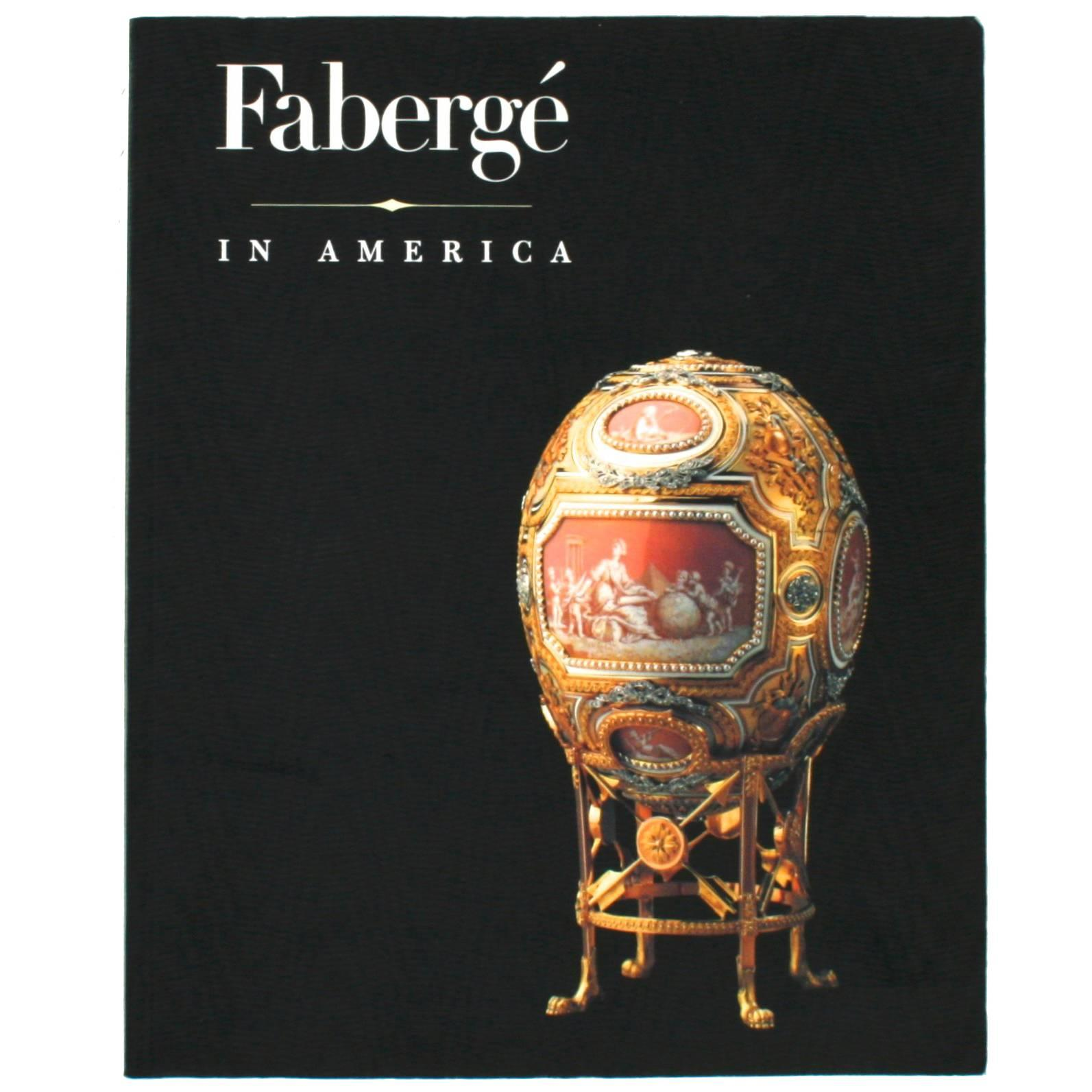 Faberge In America, Exhibition Publication 1st Ed