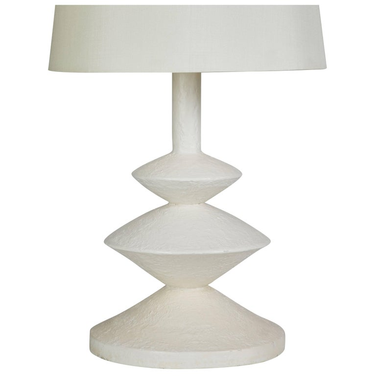 Table Lamp After Jean Michel Frank and Giancometti for Sirmos