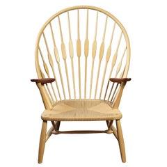 "Hans Wegner ""Peacock Chair"""