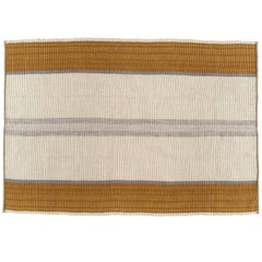 Pehuenche Rug Handwoven with Fine Hand Spun Sheepwool