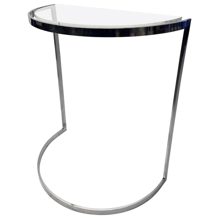 Milo Baughman  Console Table